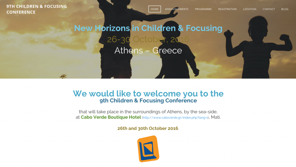 children focusing 2016 Greece