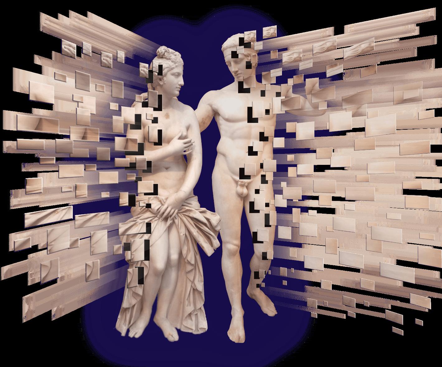 Statues Crop