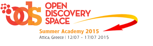 ODS Summer Academy 2015 – TAE Workshop